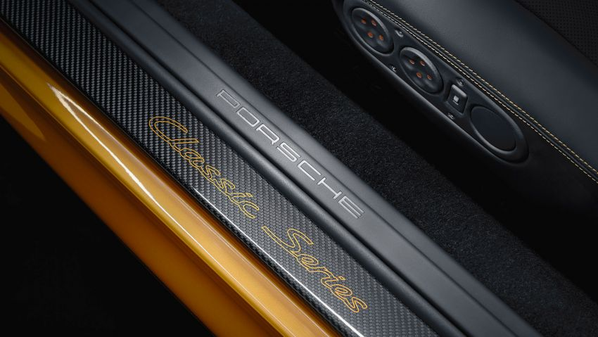 Porsche reveals Project Gold – one-off 993 Turbo S Image #855938