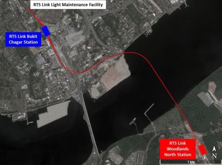 Malaysia to meet Singapore to discuss HSR project in August – JV company for RTS Link yet to be formed Image #845996