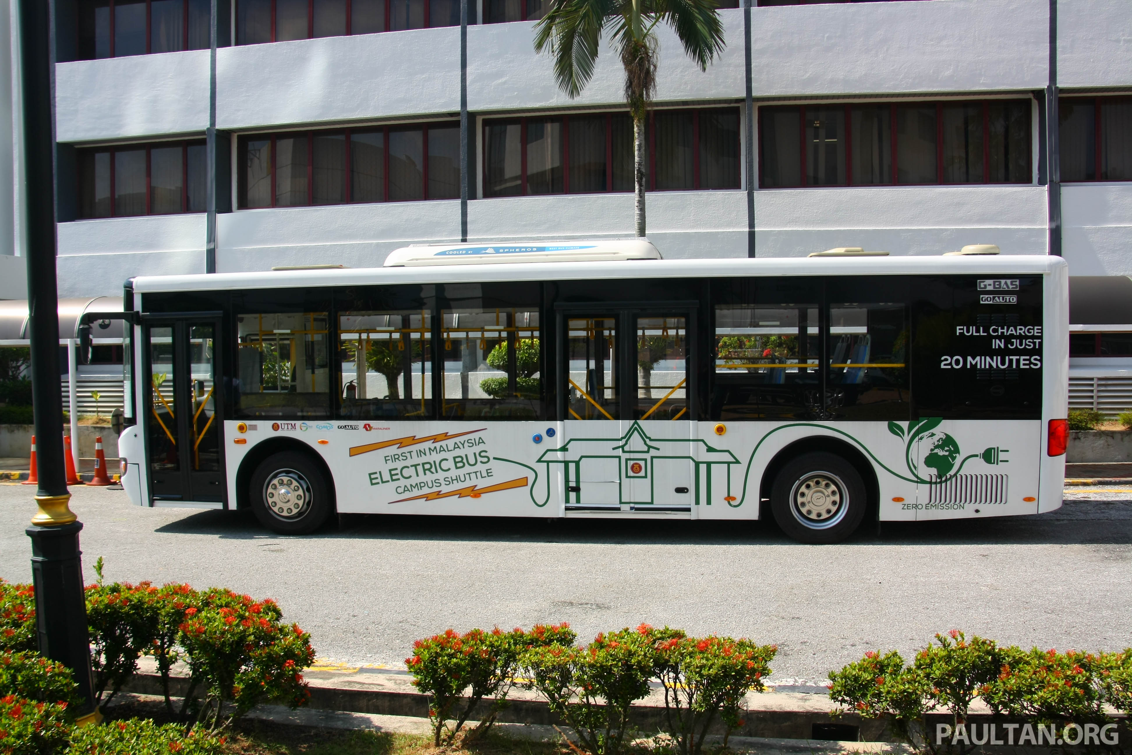Go Auto Sirim Sign Mou For Research Of Batteries Green Vehicle Tech Rapid