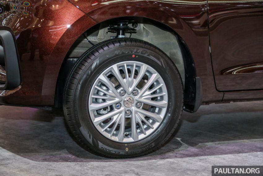 GIIAS 2018: Second-gen Suzuki Ertiga MPV detailed Image #846653