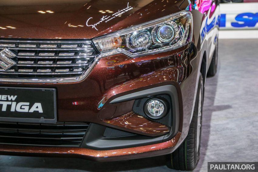 GIIAS 2018: Second-gen Suzuki Ertiga MPV detailed Image #846649