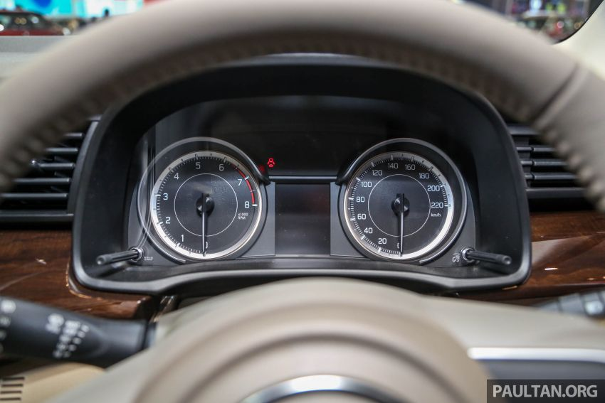 GIIAS 2018: Second-gen Suzuki Ertiga MPV detailed Image #846656