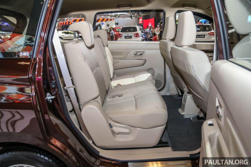 GIIAS 2018: Second-gen Suzuki Ertiga MPV detailed Image #846660