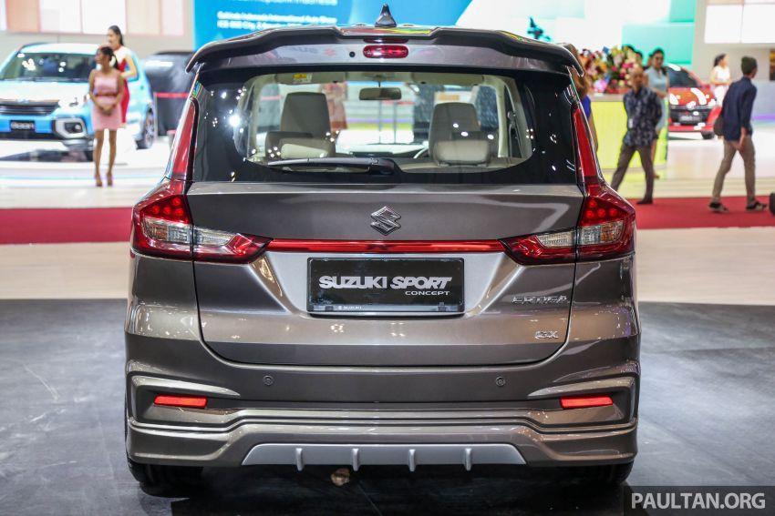 GIIAS 2018: Second-gen Suzuki Ertiga MPV detailed Image #846667