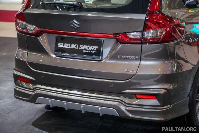 GIIAS 2018: Second-gen Suzuki Ertiga MPV detailed Image #846670