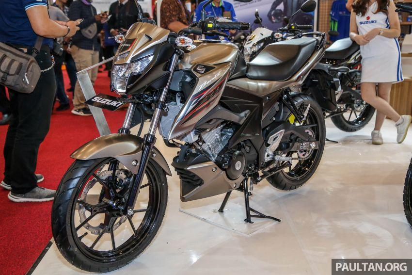 2018 Suzuki GSX150 Bandit launch at GIIAS Indonesia Image #847178