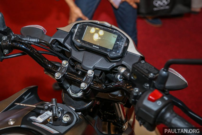 2018 Suzuki GSX150 Bandit launch at GIIAS Indonesia Image #847191