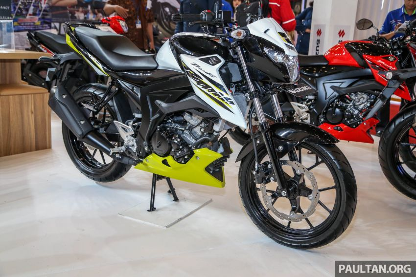 2018 Suzuki GSX150 Bandit launch at GIIAS Indonesia Image #847194