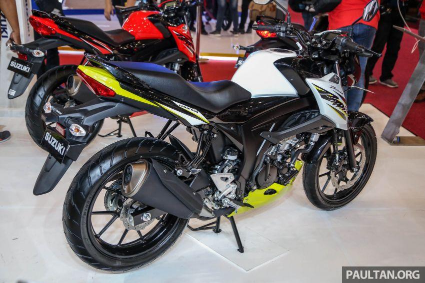 2018 Suzuki GSX150 Bandit launch at GIIAS Indonesia Image #847195