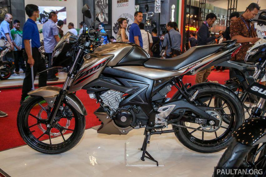 2018 Suzuki GSX150 Bandit launch at GIIAS Indonesia Image #847179