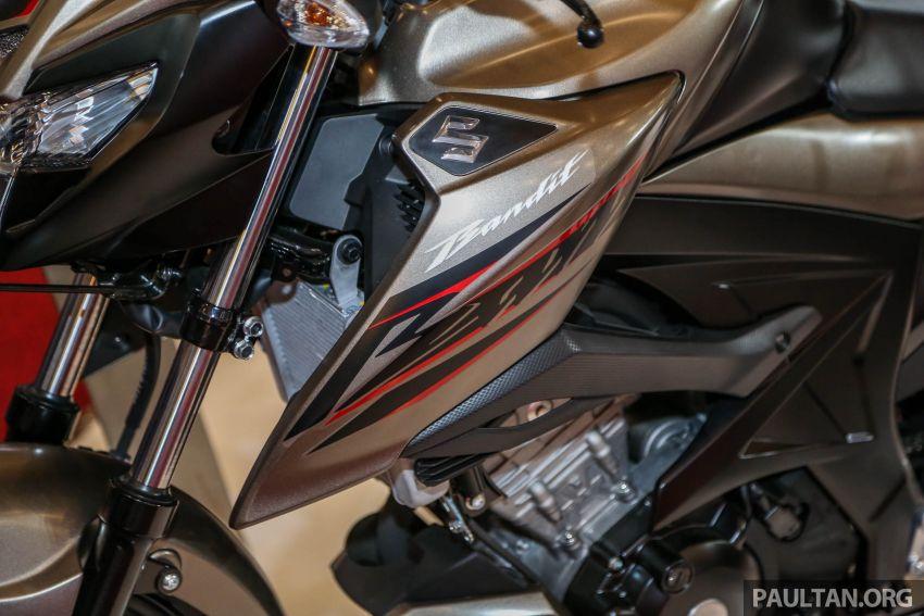 2018 Suzuki GSX150 Bandit launch at GIIAS Indonesia Image #847181