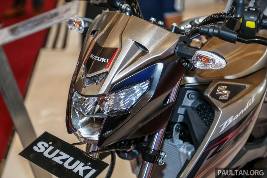 2018 Suzuki GSX150 Bandit launch at GIIAS Indonesia Image #847183