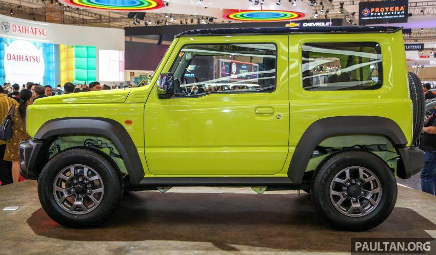 GIIAS 2018: New Suzuki Jimny to be Indonesian-made Image #846592
