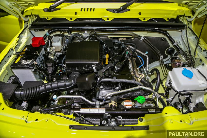 GIIAS 2018: New Suzuki Jimny to be Indonesian-made Image #846607