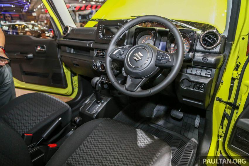 GIIAS 2018: Suzuki Jimny generasi baharu akan di pasang di Indonesia, turut akan dieksport ke Thailand Image #846951