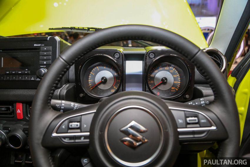 GIIAS 2018: Suzuki Jimny generasi baharu akan di pasang di Indonesia, turut akan dieksport ke Thailand Image #846952