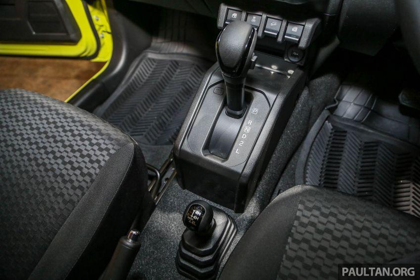 GIIAS 2018: Suzuki Jimny generasi baharu akan di pasang di Indonesia, turut akan dieksport ke Thailand Image #846955