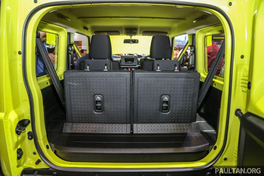 GIIAS 2018: Suzuki Jimny generasi baharu akan di pasang di Indonesia, turut akan dieksport ke Thailand Image #846958