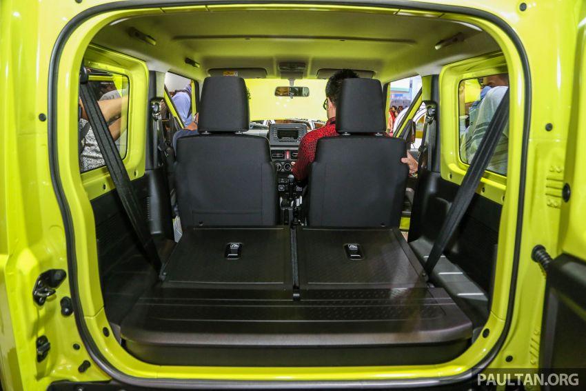 GIIAS 2018: Suzuki Jimny generasi baharu akan di pasang di Indonesia, turut akan dieksport ke Thailand Image #846959