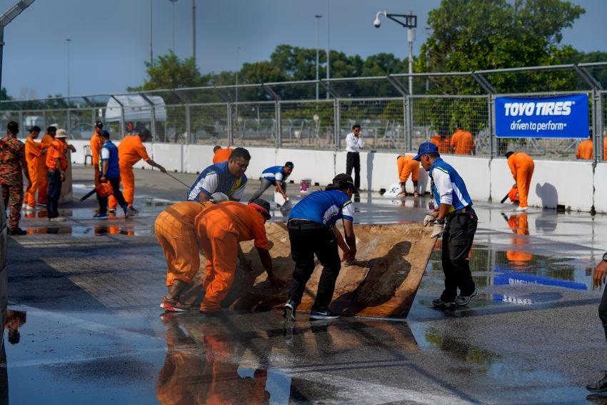 Perlumbaan kedua <em>Vios Challenge</em> di Terengganu terus dipenuhi aksi-aksi dramatik dan semangat tinggi Image #847472