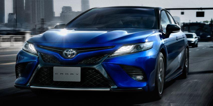 Toyota Camry Sports dijual di Jepun – dari RM136k Image #852071