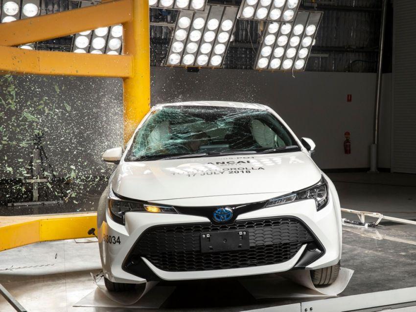2019 Toyota Corolla Hatchback – 5-star ANCAP rating Image #853246