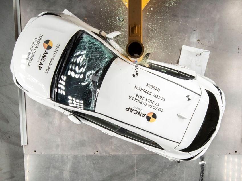 2019 Toyota Corolla Hatchback – 5-star ANCAP rating Image #853247