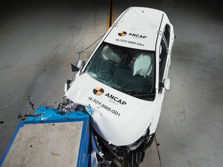 2019 Toyota Corolla Hatchback – 5-star ANCAP rating Image #853251