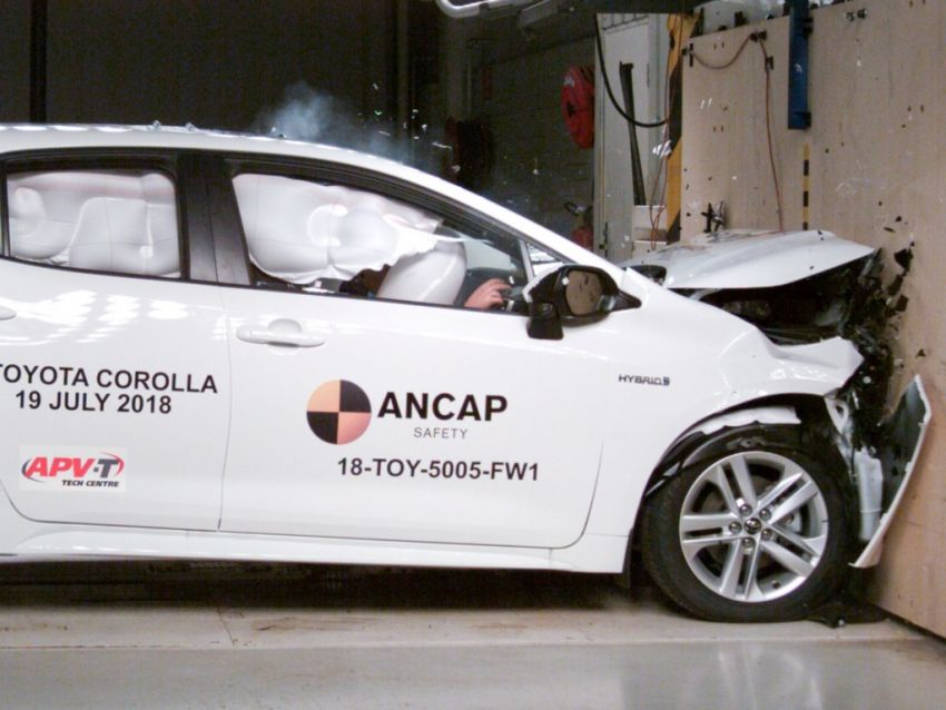 2019 Toyota Corolla Hatchback – 5-star ANCAP rating Image #853252