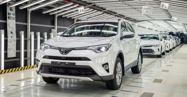 Toyota To Triple Production Output In China By 2030