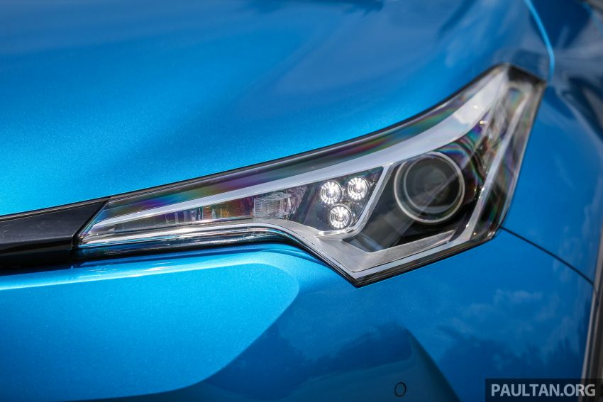 PANDU UJI: Toyota C-HR – Penyatuan ekspresi gaya dan prestasi kuasa; berbaloikah dengan harganya? Image #855134