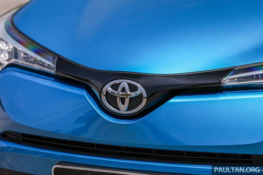 PANDU UJI: Toyota C-HR – Penyatuan ekspresi gaya dan prestasi kuasa; berbaloikah dengan harganya? Image #855136