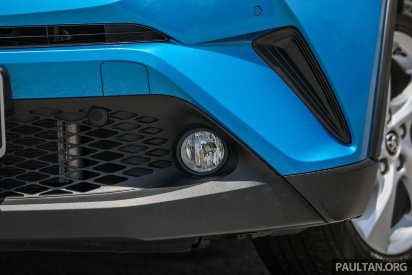 PANDU UJI: Toyota C-HR – Penyatuan ekspresi gaya dan prestasi kuasa; berbaloikah dengan harganya? Image #855138