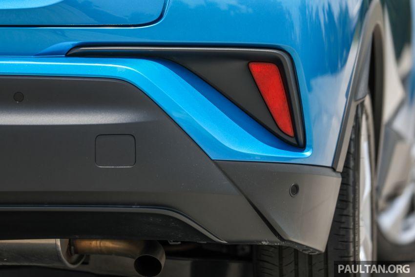 PANDU UJI: Toyota C-HR – Penyatuan ekspresi gaya dan prestasi kuasa; berbaloikah dengan harganya? Image #855155