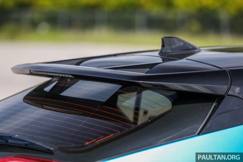 PANDU UJI: Toyota C-HR – Penyatuan ekspresi gaya dan prestasi kuasa; berbaloikah dengan harganya? Image #855157