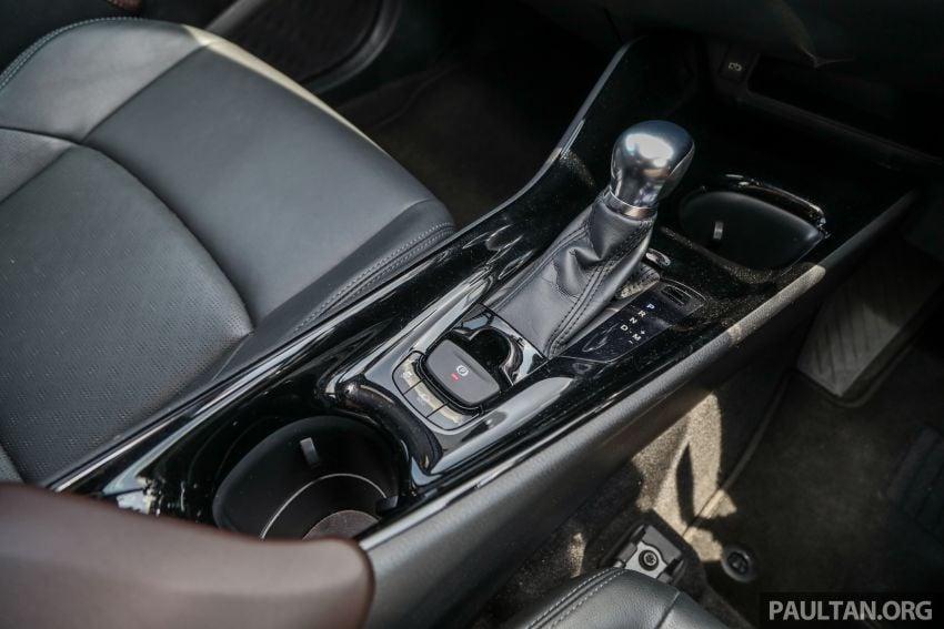 PANDU UJI: Toyota C-HR – Penyatuan ekspresi gaya dan prestasi kuasa; berbaloikah dengan harganya? Image #855176