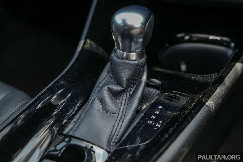 PANDU UJI: Toyota C-HR – Penyatuan ekspresi gaya dan prestasi kuasa; berbaloikah dengan harganya? Image #855177