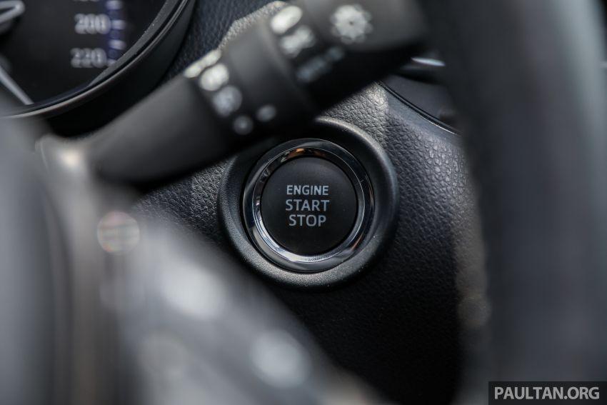 PANDU UJI: Toyota C-HR – Penyatuan ekspresi gaya dan prestasi kuasa; berbaloikah dengan harganya? Image #855182