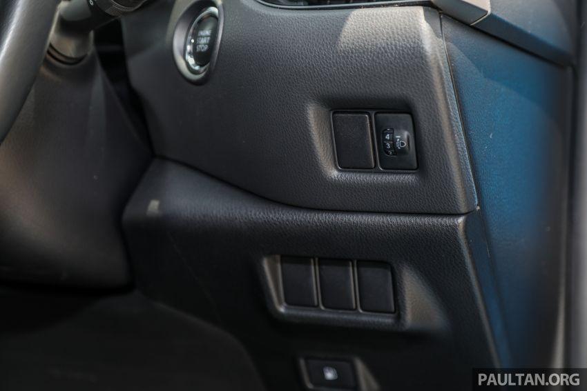 PANDU UJI: Toyota C-HR – Penyatuan ekspresi gaya dan prestasi kuasa; berbaloikah dengan harganya? Image #855183