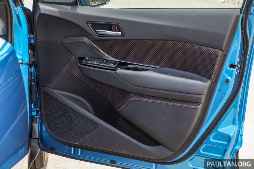 PANDU UJI: Toyota C-HR – Penyatuan ekspresi gaya dan prestasi kuasa; berbaloikah dengan harganya? Image #855188