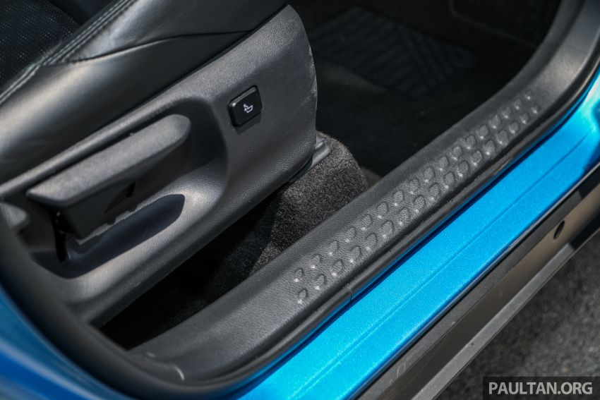 PANDU UJI: Toyota C-HR – Penyatuan ekspresi gaya dan prestasi kuasa; berbaloikah dengan harganya? Image #855193
