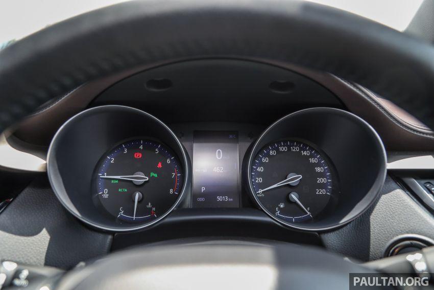 PANDU UJI: Toyota C-HR – Penyatuan ekspresi gaya dan prestasi kuasa; berbaloikah dengan harganya? Image #855167