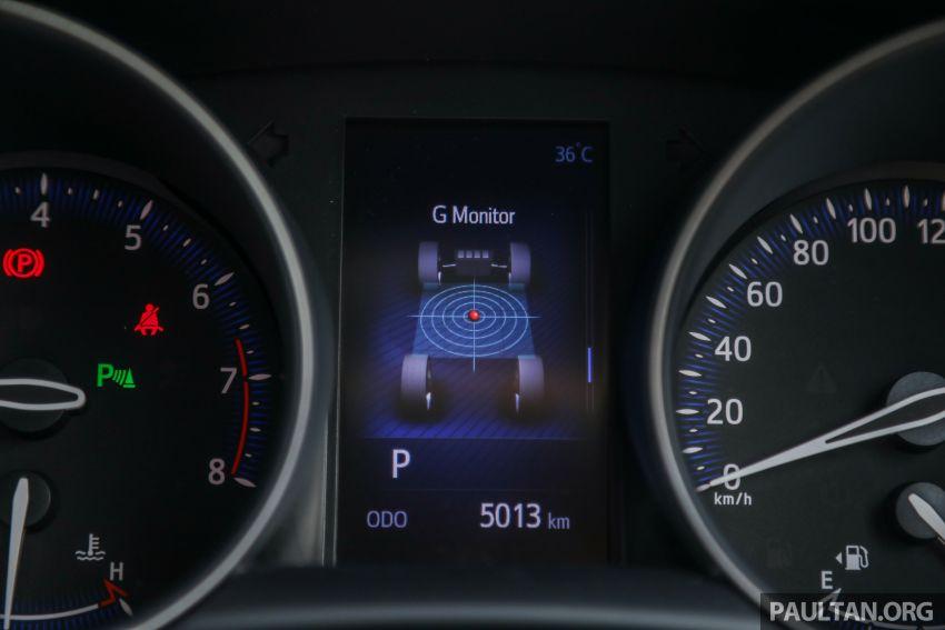 PANDU UJI: Toyota C-HR – Penyatuan ekspresi gaya dan prestasi kuasa; berbaloikah dengan harganya? Image #855168