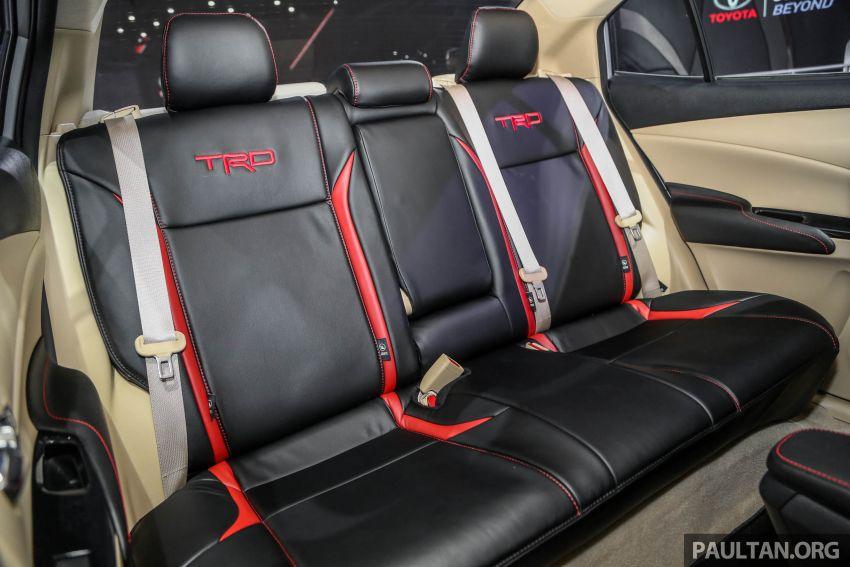 GIIAS 2018: Toyota Vios TRD prototype whets appetite Image #850088