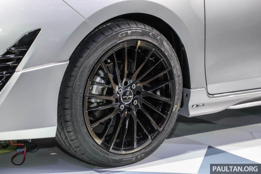 GIIAS 2018: Toyota Vios TRD prototype whets appetite Image #850081