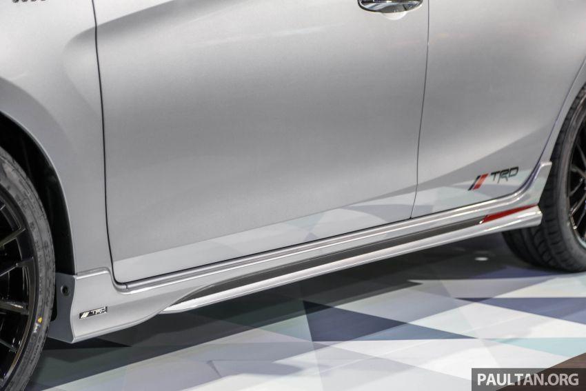 GIIAS 2018: Toyota Vios TRD prototype whets appetite Image #850082