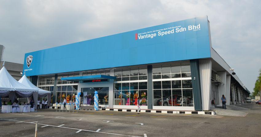 Proton opens new 4S centre in Jalan Kebun, Klang Image #847441