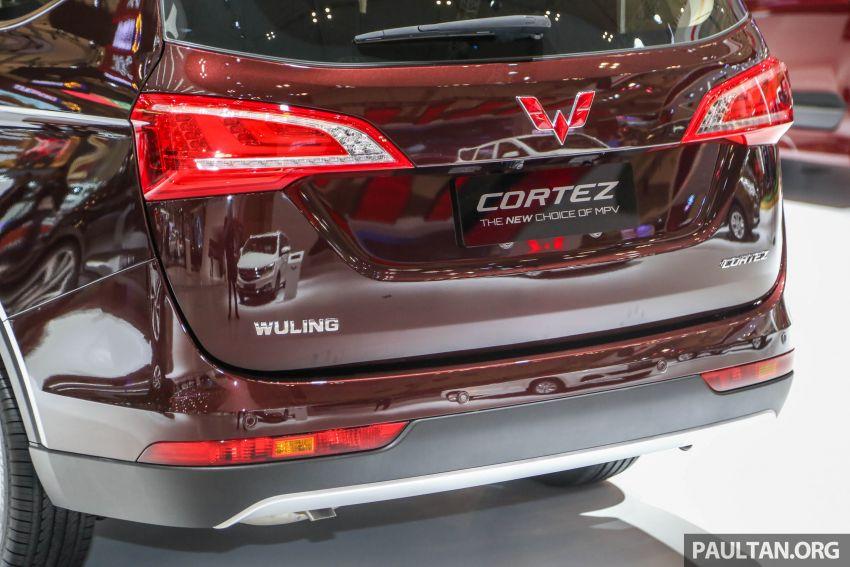 GIIAS 2018: Wuling Cortez MPV – a 1.8L Innova fighter Image #849964