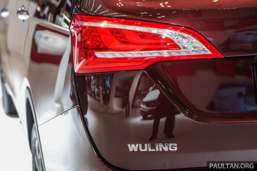 GIIAS 2018: Wuling Cortez MPV – a 1.8L Innova fighter Image #849965