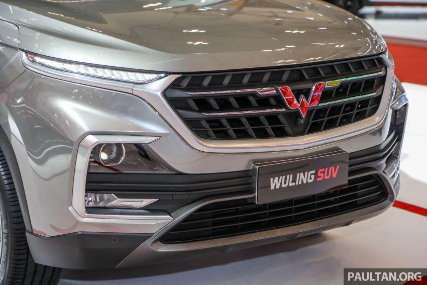 GIIAS 2018: Wuling pertonton SUV yang akan masuk Indonesia, asas daripada Baojun 350 pasaran China Image #850637